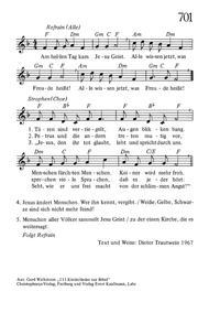 Neue Lieder Ii Melodieheft Wurttemberg By Various