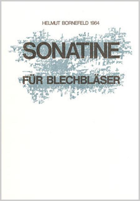 Sonatine fur Blechblaser