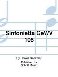Sinfonietta GeWV 106