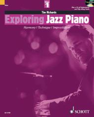 Exploring Jazz Piano - Volume 1