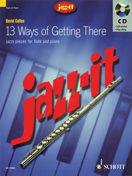 Jazz-it - 13 Ways of Getting There