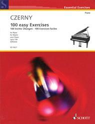 100 easy Exercises op. 139