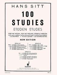 100 Studies op. 32 Heft 2