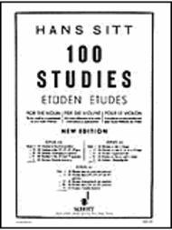 100 Studies op. 32 Heft 5