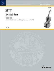 24 Etuden aus op. 32 Heft 2