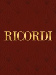 Nerone Vocal Score Italian Paper