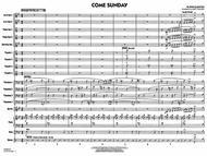 Come Sunday - Jazz Ensemble Score