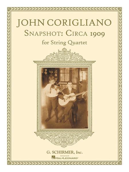 Snapshot: Circa 1909