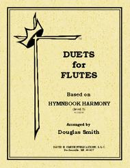 Duets For Flutes- Based on Hymnbook Harmony (unaccompanied)