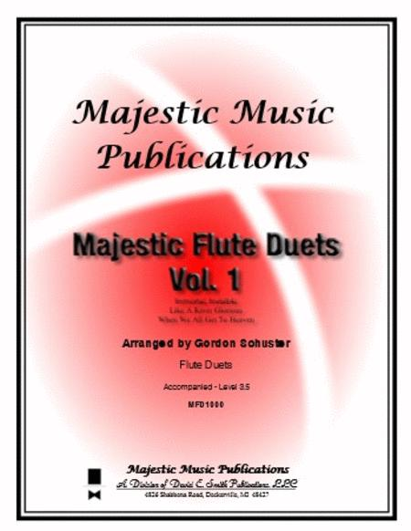 Majestic Flute Duets, Volume 1