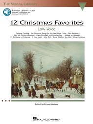 12 Christmas Favorites - Low Voice