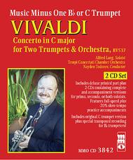Concerto In C Major For Two Trumpets And Orchestra RV537