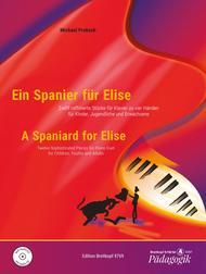 Ein Spanier fur Elise (+CD)