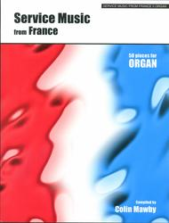 Service Music from France for Organ