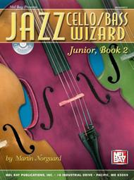 Jazz Cello/Bass Wizard Junior, Book 2