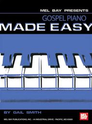 Gospel Piano Made Easy