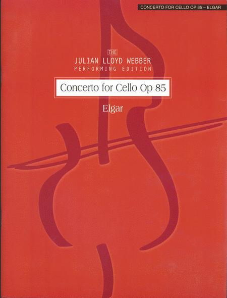 Concerto for Cello Op. 85