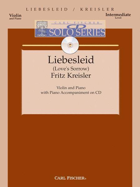 Liebesleid (Love's Sorrow)