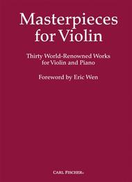 Masterpieces For Violin