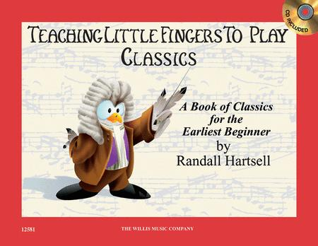 Teaching Little Fingers to Play Classics - Book/CD