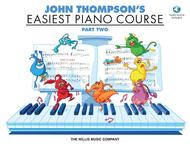John Thompson's Easiest Piano Course - Part 2 - Book/Audio