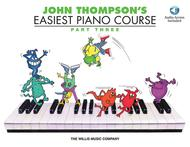 John Thompson's Easiest Piano Course - Part 3 - Book/Audio