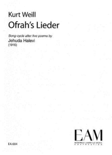 Ofrah's Songs