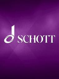 WEILL BERLINER REQUIEM Oct.Score