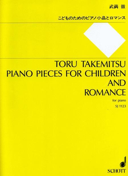 Piano Pieces Children/romance