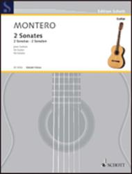Guitar Sonatas, 2, 1 And 4