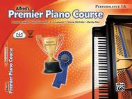 Alfred's Premier Piano Course - Level 1A (Performance Book & CD)