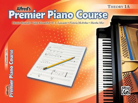 Premier Piano Course Theory, Book 1A