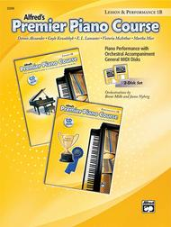 Alfred's Premier Piano Course: General MIDI Disks for Lesson & Performance Level 1B