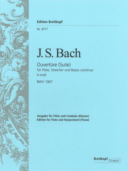Overture (Suite) No. 2 in B minor BWV 1067