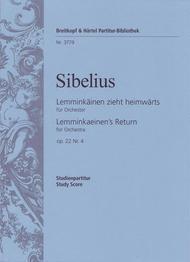 Lemminkaeinen in Tuonela Op. 22/3