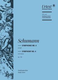 Symphony No. 4 in D minor Op. 120