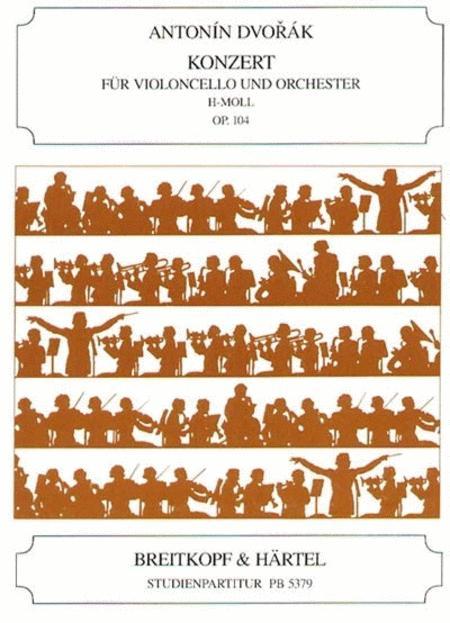 Violoncellokonzert h-moll