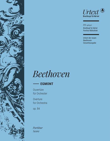 Egmont op. 84. Ouverture