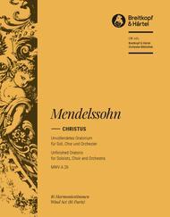 Christ MWV A 26 (Op. 97)