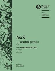 Overture (Suite) No. 3 in D major BWV 1068