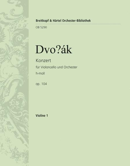 Violoncello Concerto in B minor Op. 104