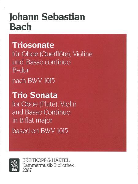Trio Sonata in Bb major