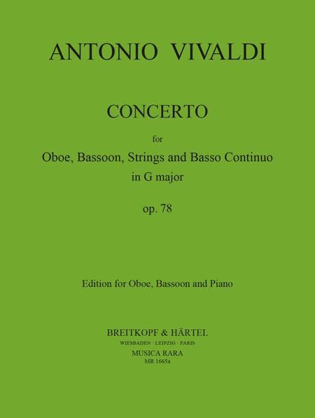 Concerto in G major RV 545