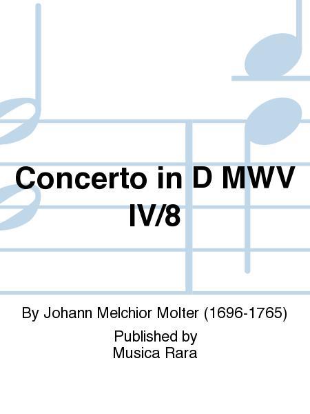 Concerto in D No. 2