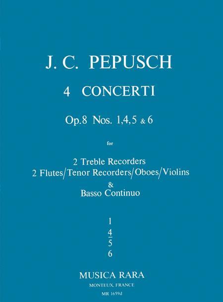 Concerti Op. 8