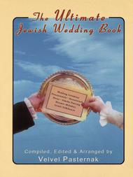 The Ultimate Jewish Wedding Book
