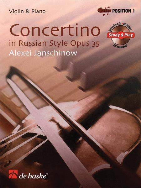 Concertino in Russian Style Opus 35
