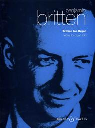 Britten for Organ