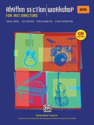 Rhythm Section Workshop for Jazz Directors - Guitar (Book/CD)