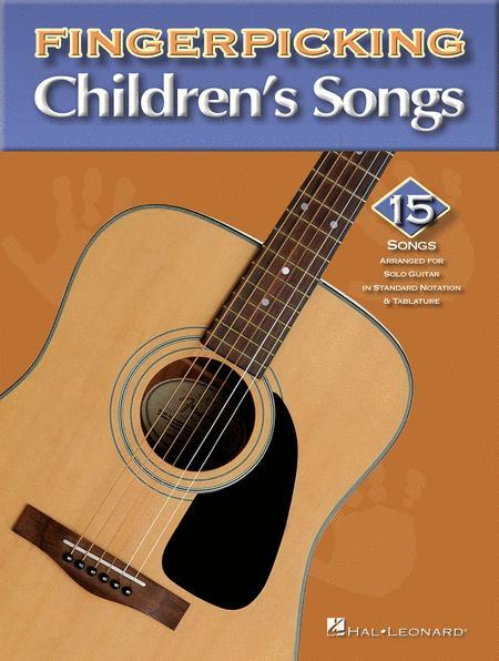 Fingerpicking Children's Songs